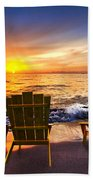 Sea Dreams II Beach Towel