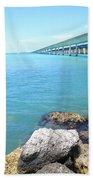 Seven Mile Bridge-2 Beach Towel