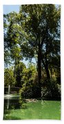 Seville - Park Maria Luisa Beach Towel
