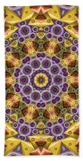 Kaleidoscope 43 Beach Towel