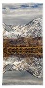Sierra Reflections Beach Towel