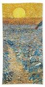 Sower Beach Towel