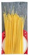 Spaghetti  Beach Towel by Tom Gowanlock