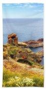 St Brelade - Jersey Beach Towel