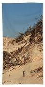 St Joseph Sand Dunes Beach Towel