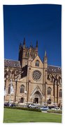 St. Mary's Cathedral Beach Towel