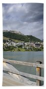 St Moritz Beach Towel