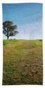 Stands Alone Beach Towel