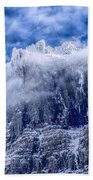 Stone Cold Beach Towel