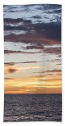 Sunrise Over The Sea Of Cortez Beach Towel