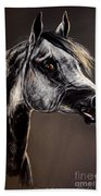 The Arabian Horse Beach Towel