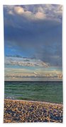 The Beach - Florida Beaches Beach Towel