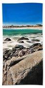The Jersey Shore Beach Towel
