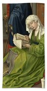 The Magdalen Reading Beach Towel