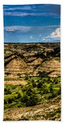 The Painted Hills Beach Towel