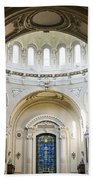 The United States Naval Academy Chapel Beach Sheet
