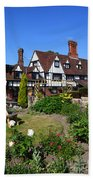The Weavers Southborough Kent Beach Towel