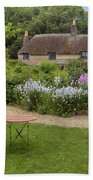 Thomas Hardy's Cottage Beach Towel