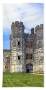 Titchfield Abbey Beach Towel