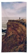 To The Ends Of The Earth Beach Towel
