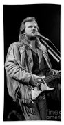 Musician Travis Tritt   Beach Towel