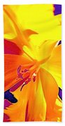 Tulip 6 Beach Towel