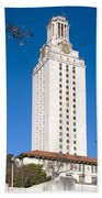University Of Texas At Austin Beach Towel