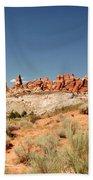 Utah Landscape 3 Beach Sheet
