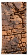 Valley Of Fire State Park Nevada Beach Towel