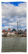 Volendam Beach Towel by Joana Kruse