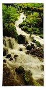 Wahkeena Creek Beach Towel