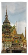 Wat Pho, Thailand Beach Towel