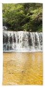 Wentworth Falls Blue Mountains Beach Towel