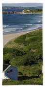 White Park Bay, Ireland Beach Towel