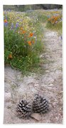 Wildflower Wonderland 11 Beach Towel