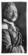 Wilhelm II (1859-1941) Beach Towel