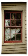 Window - Glimpse Into The Past Beach Towel