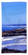 Yachats Oregon 2013 Beach Towel