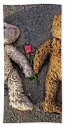 You Are The One - Romantic Art By William Patrick And Sharon Cummings Beach Towel
