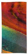 Agate Microworlds 1 Beach Towel