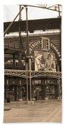 Comerica Park - Detroit Tigers Beach Towel