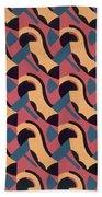 Design From Nouvelles Compositions Decoratives Beach Sheet