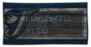 Toronto Blue Jays Beach Towel