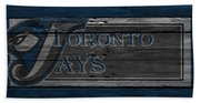 Toronto Blue Jays Beach Sheet