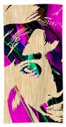 Tupac Collection Beach Towel