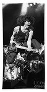 Van Halen - Eddie Van Halen Beach Towel