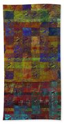 1030 Abstract Thought Beach Towel