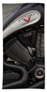 106ci V-twin Beach Towel