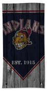 Cleveland Indians Beach Towel