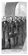 Johnson Impeachment, 1868 Beach Sheet
